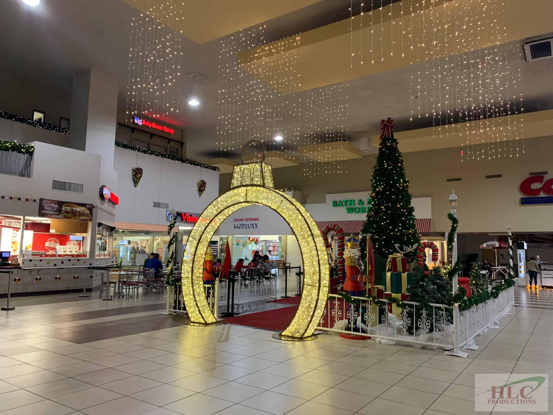 Christown Mall Interior Decor