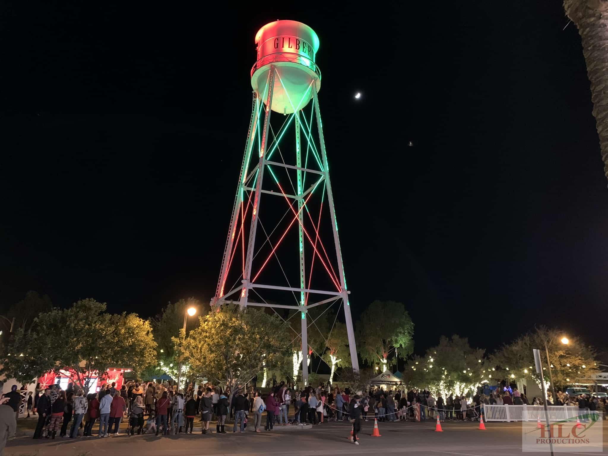 Gilbert Water Tower (2)